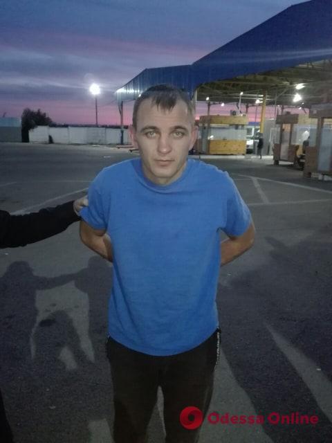 В Одесской области задержали сбежавшего из колонии убийцу