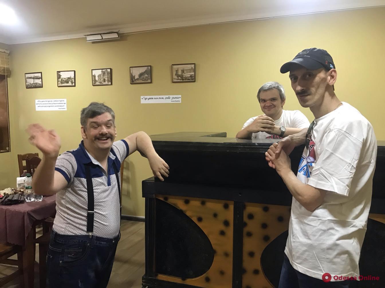 Без ограничений: в Одессе открыли интегрированный молодежный клуб «Шанс»