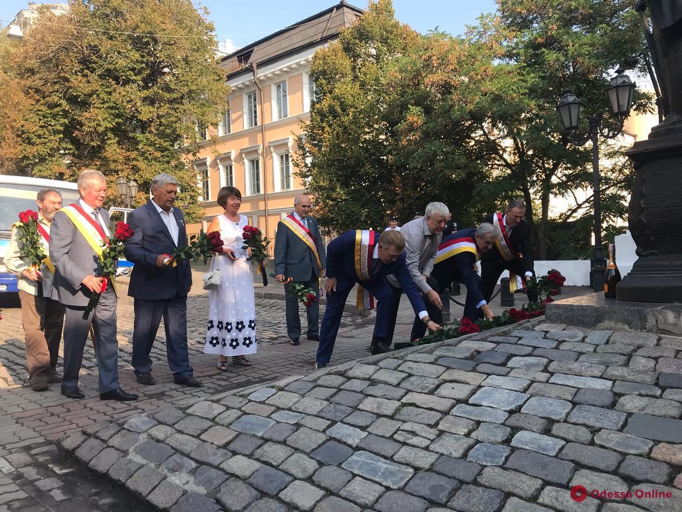 В Одессе стартовали торжества по случаю Дня города