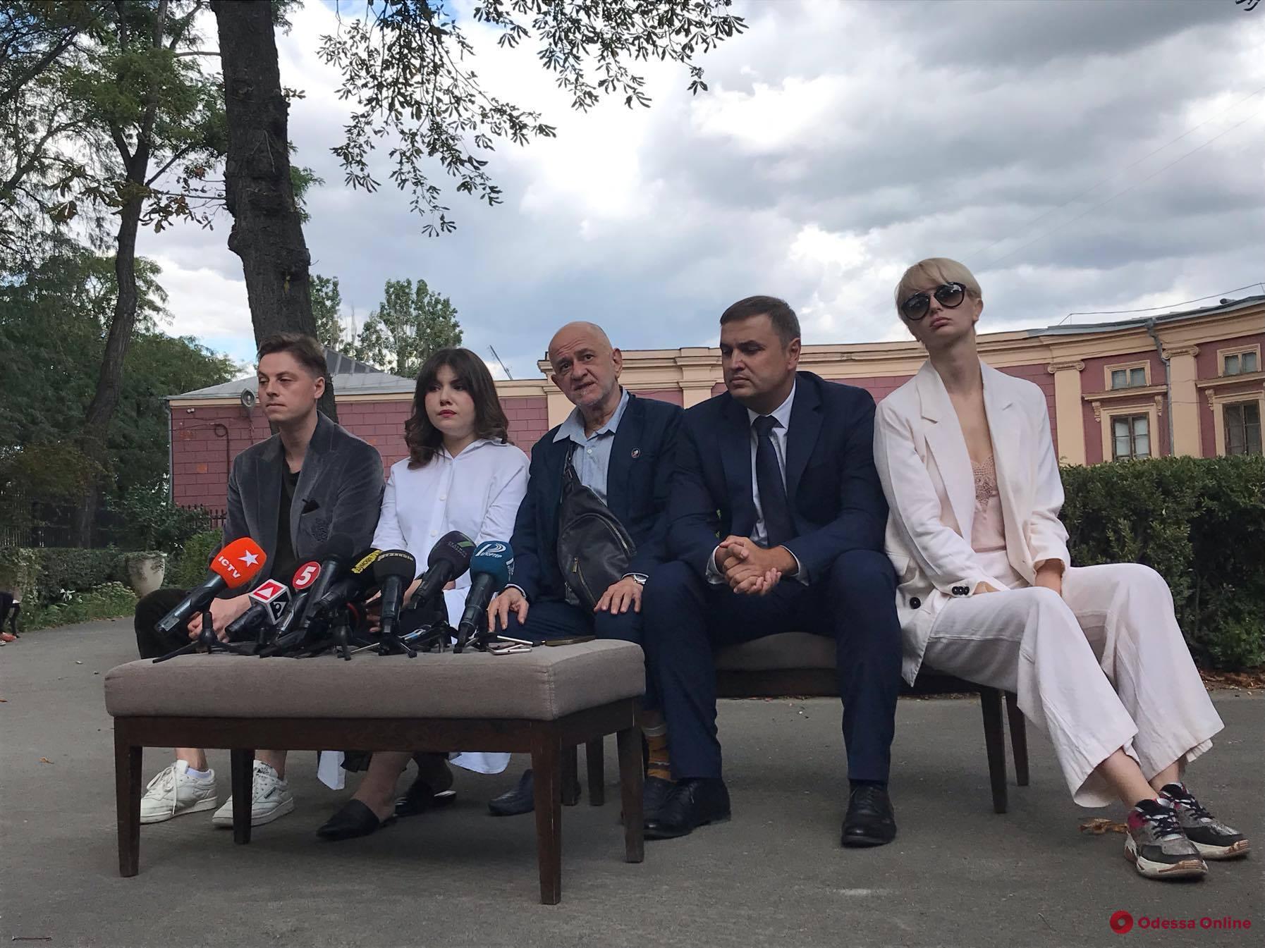 Увольнение директора Одесского худмузея: Ройтбурд намерен обратиться в суд