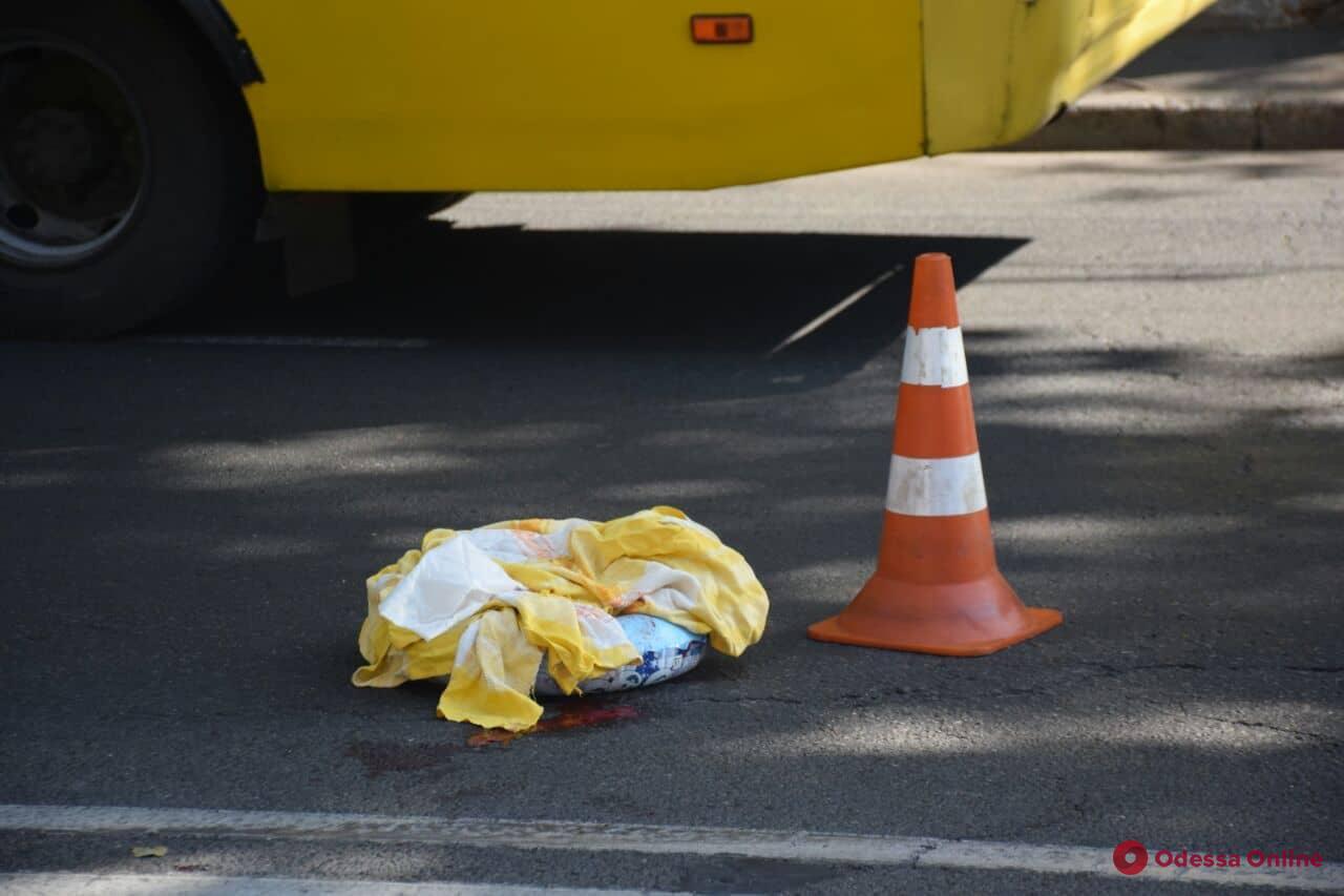 На проспекте Шевченко Hyundai сбил женщину