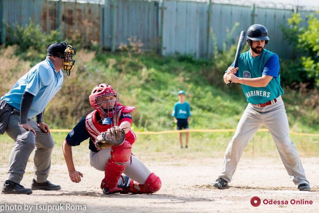 Бейсбол: одесские «Моряки» завоевали медали чемпионата Украины