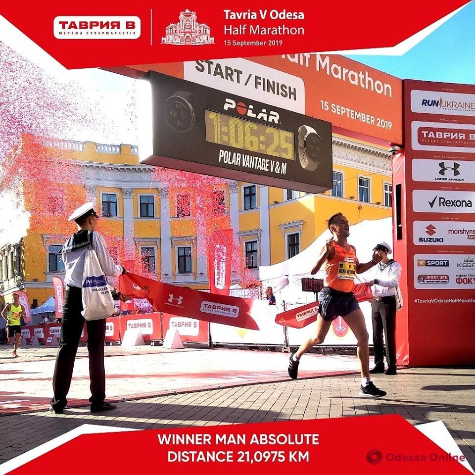 Odesa Half Marathon-2019: по городу пробежали свыше 3 000 спортсменов (фото)