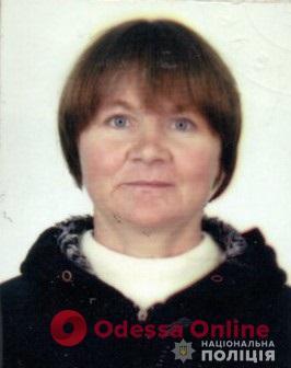 В Одесской области ищут пропавшую 54-летнюю женщину
