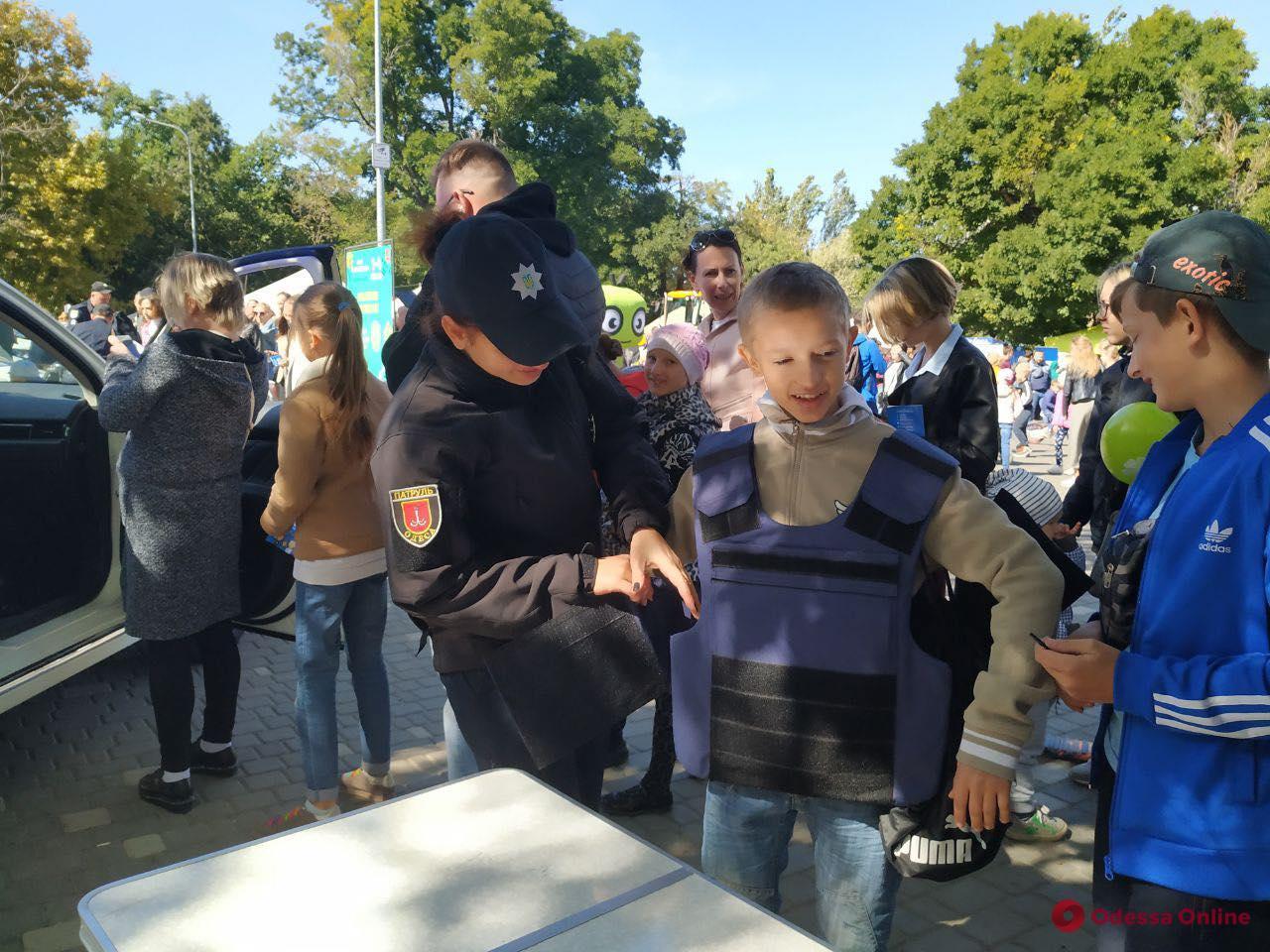 В Одессе массово «трудоустраивали» детей (фото)