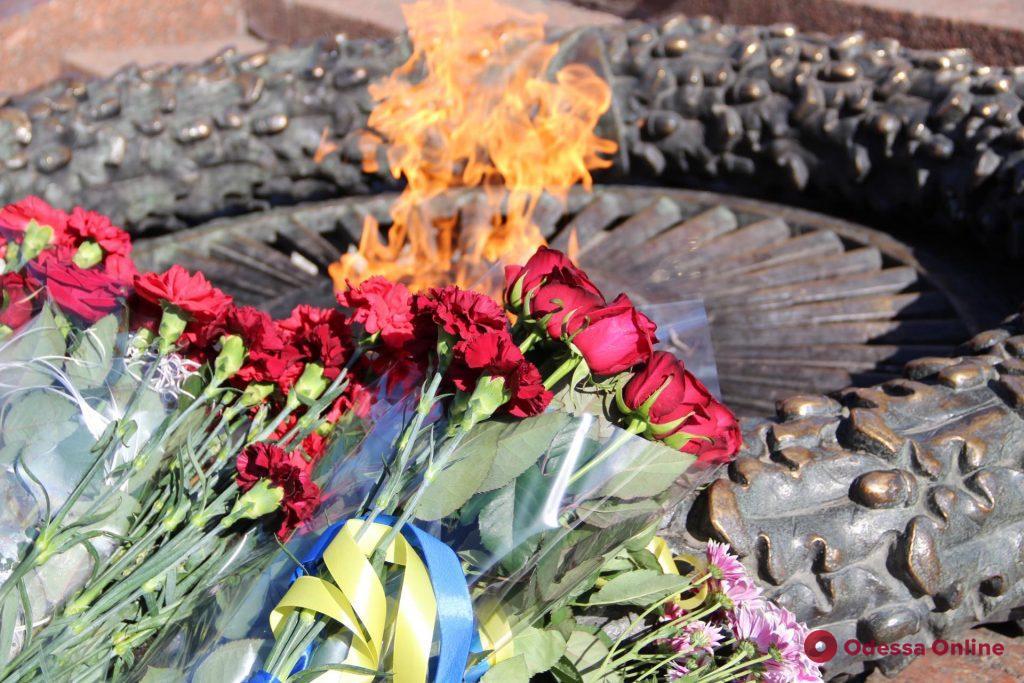 В Одессе отмечают День партизанской славы