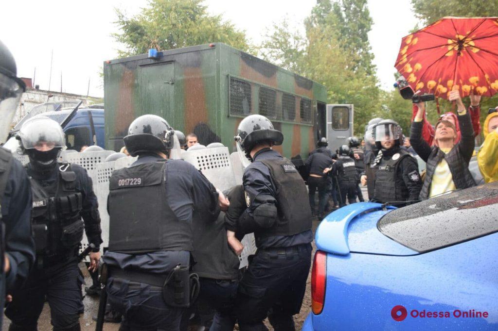 «Бунт» в колонии и «захват» заложников: в Одессе проходят учения СБУ (фото, видео)