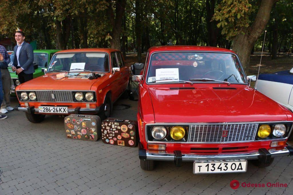 Назад в прошлое: ретро атмосфера в парке Горького (фоторепортаж)