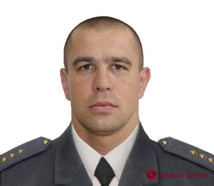 Сотрудник СБУ погиб на задании в Одесской области