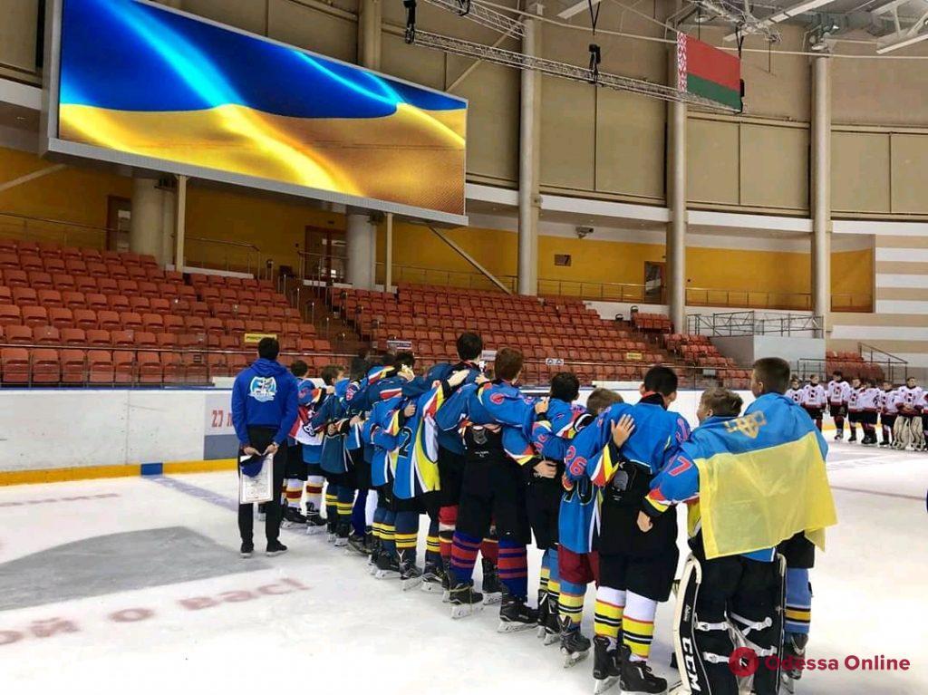 Хоккей: одесситы заняли призовое место в международном турнире
