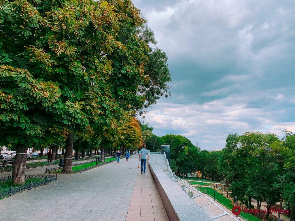 Живописная одесская осень (фоторепортаж)