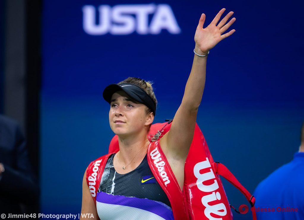 Теннис: уроженка Одессы проиграла легендарной Уильямс в полуфинале US Open