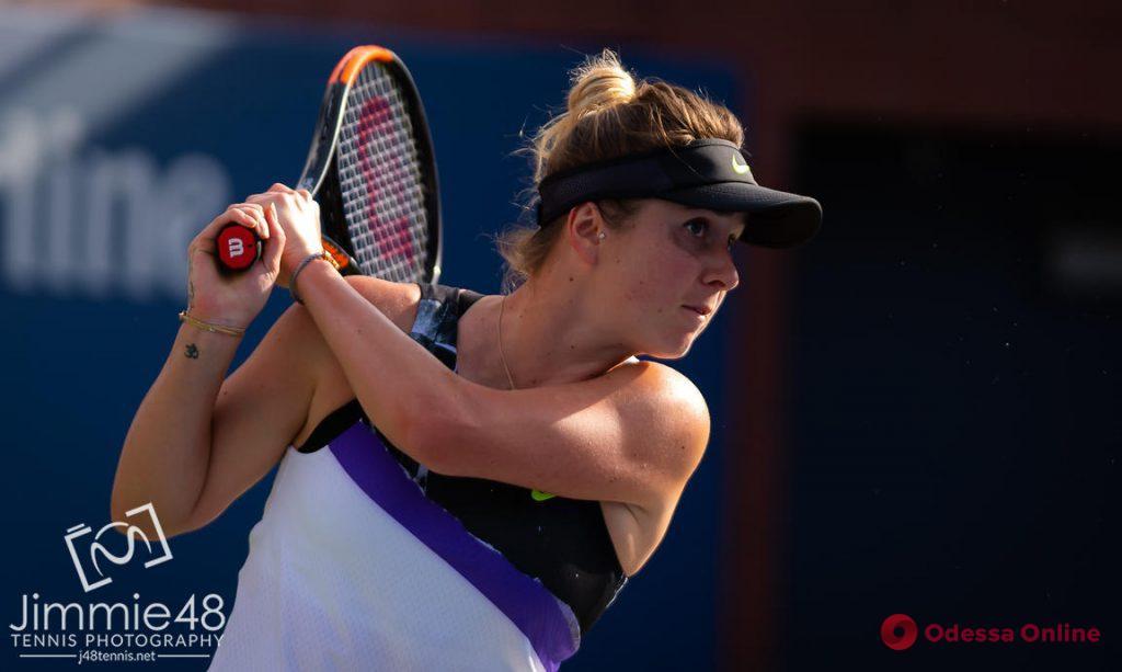 Теннис: уроженка Одессы в инфарктном 2,5-часовом матче обыграла представительницу Казахстана