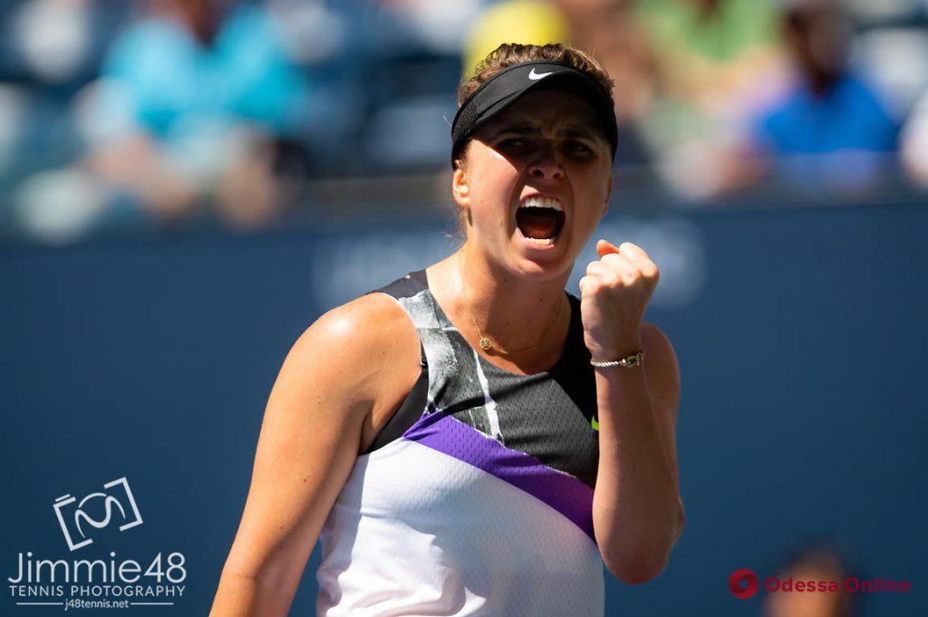 Теннис: уроженка Одессы вышла в полуфинал Итогового турнира WTA