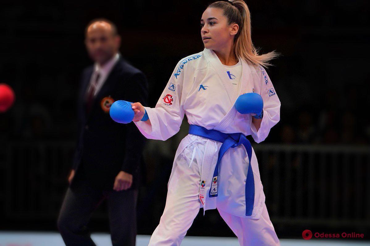 Каратэ: очаровательная одесситка стала призером международного турнира в Чили