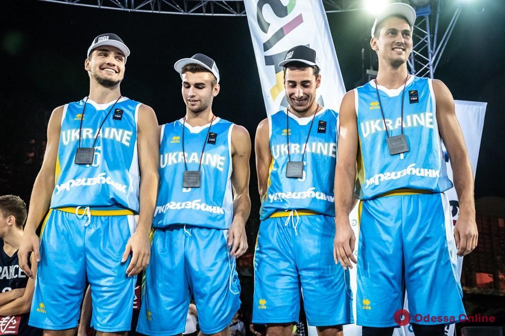 Одесский баскетболист завоевал медаль Лиги наций