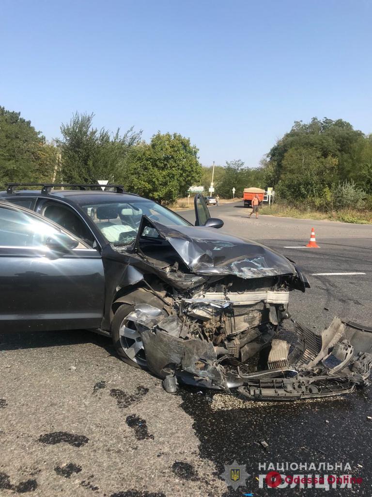 В ДТП на выезде из Измаила пострадали пять человек (обновлено)