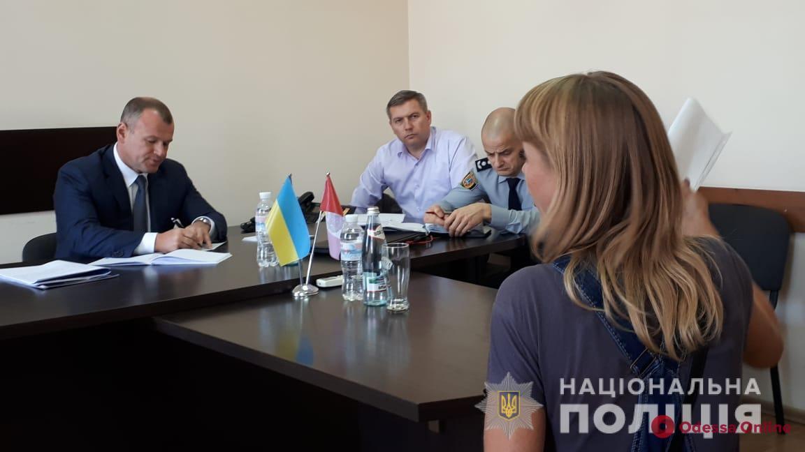 В Подольске назначили нового руководителя полиции