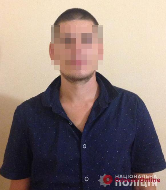 Полгода скрывался: в поселке под Одессой поймали разыскиваемого домушника
