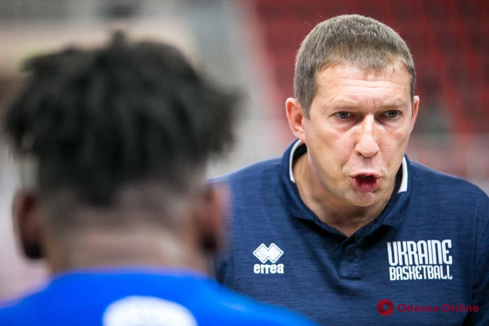 Баскетбол: Олег Юшкин ушел из сборной Украины