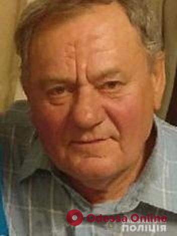 В Одессе ищут пропавшего 67-летнего мужчину