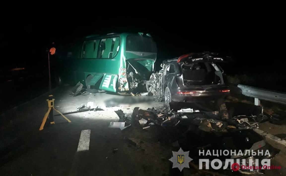 В жуткой аварии на киевской трассе погиб одессит