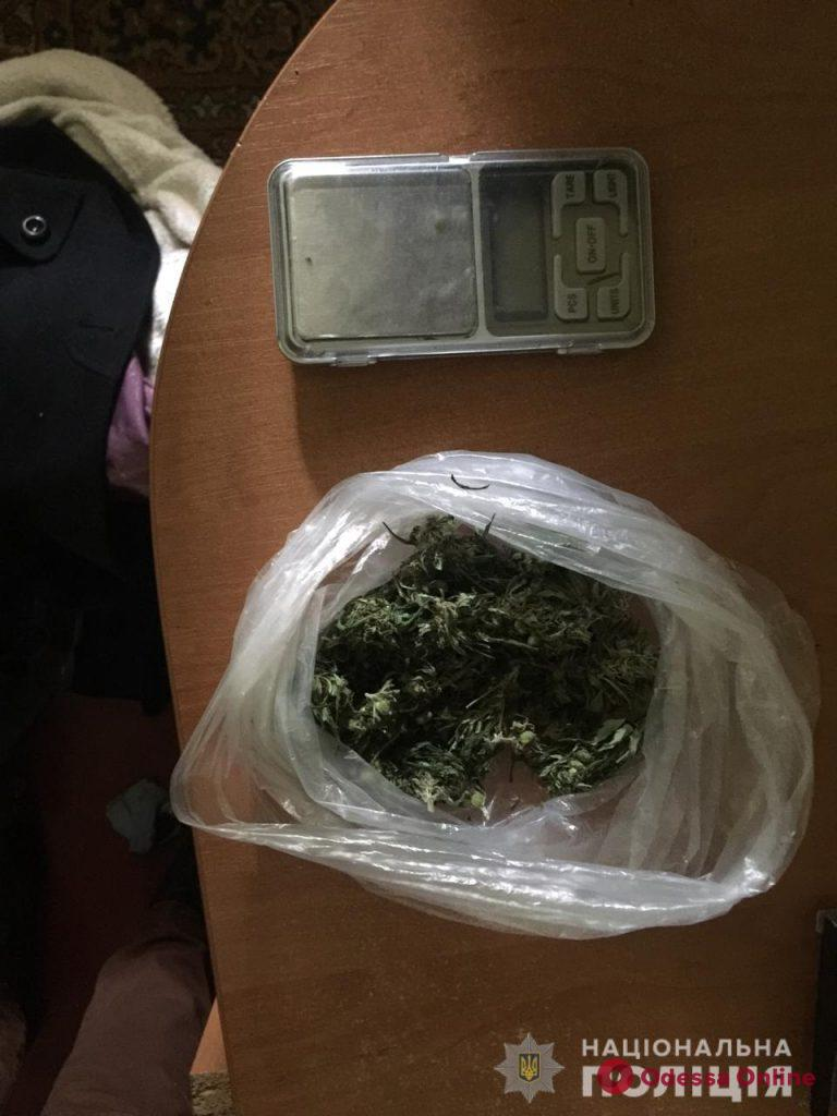 Выращивал для себя: у жителя Одесской области на огороде обнаружили наркоплантацию
