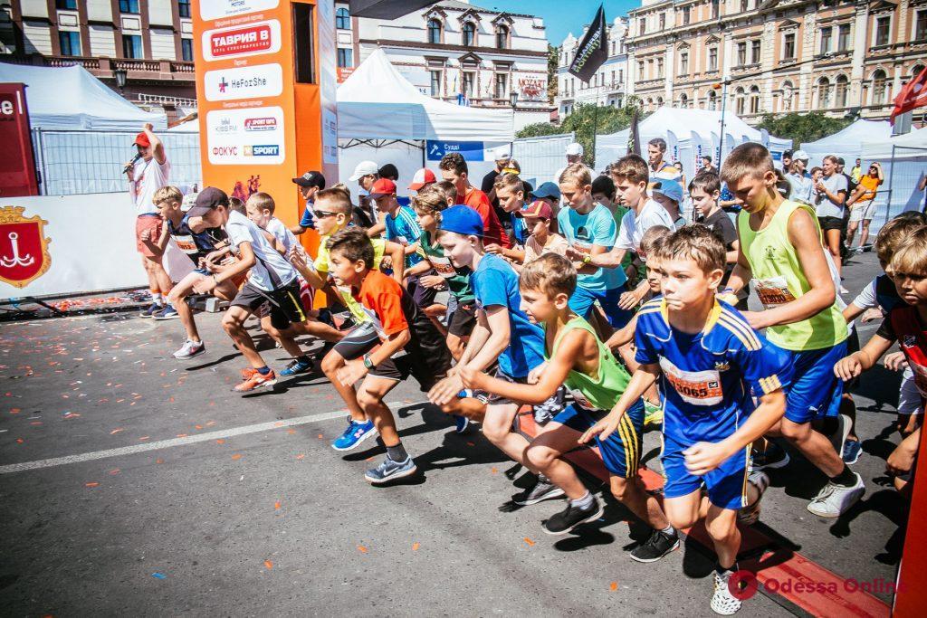 Odesa Half Marathon-2019: по Одессе пробегутся более 3500 спортсменов из более чем 20-ти стран