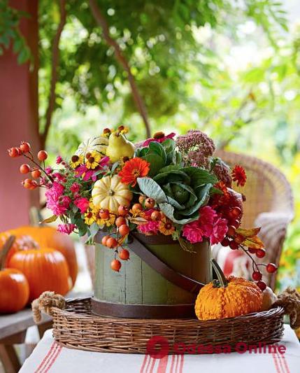 В Одессе отпразднуют День благодарения
