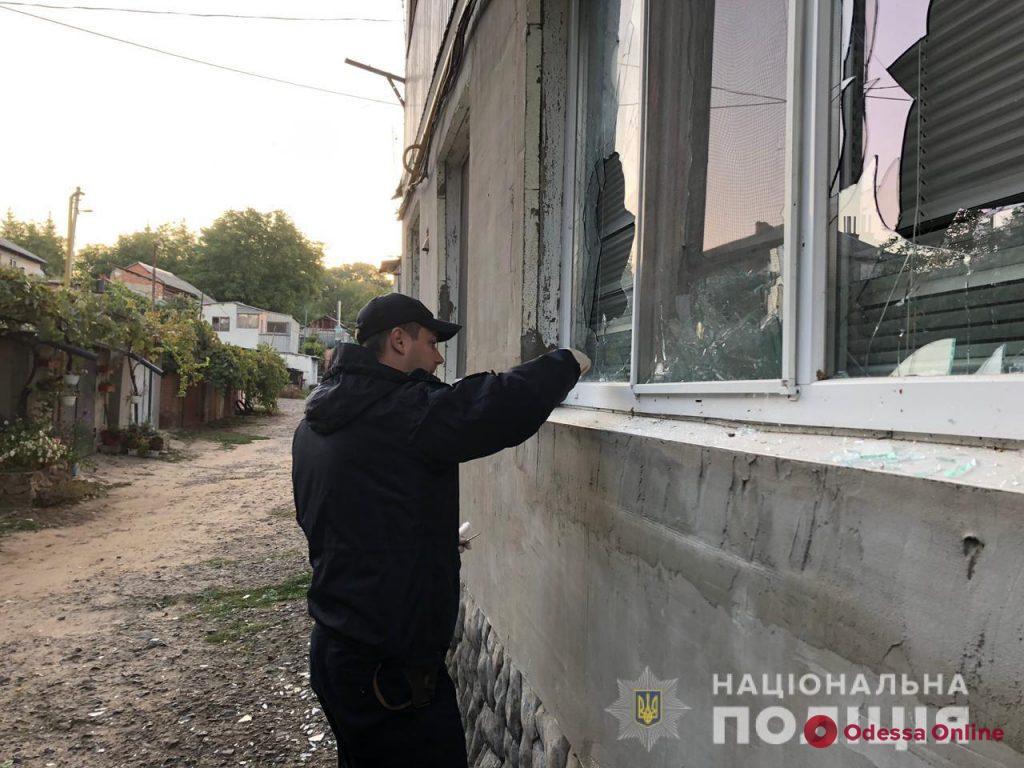 В Одесской области трое дебоширов бросались на полицейских с топором и монтировкой