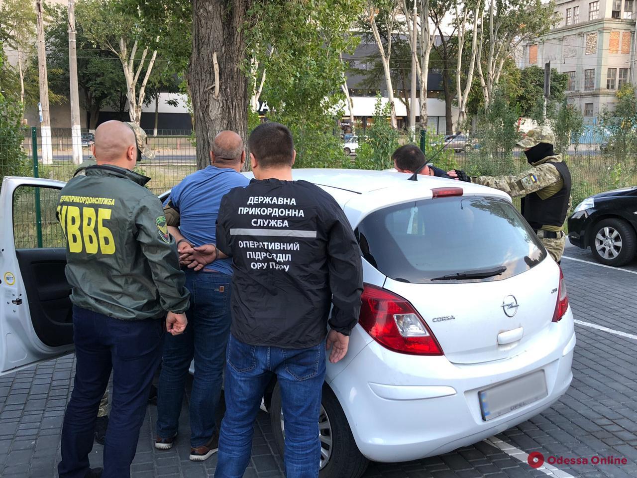 В Одесской области блокировали канал переправки нелегалов