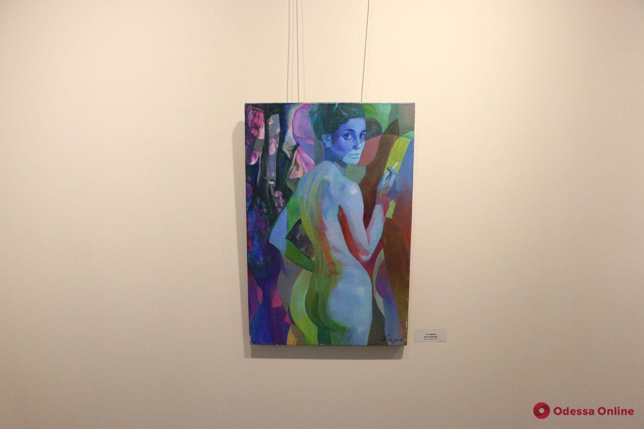 В Одессе открылась выставка абстрактного сюрреализма (фото)
