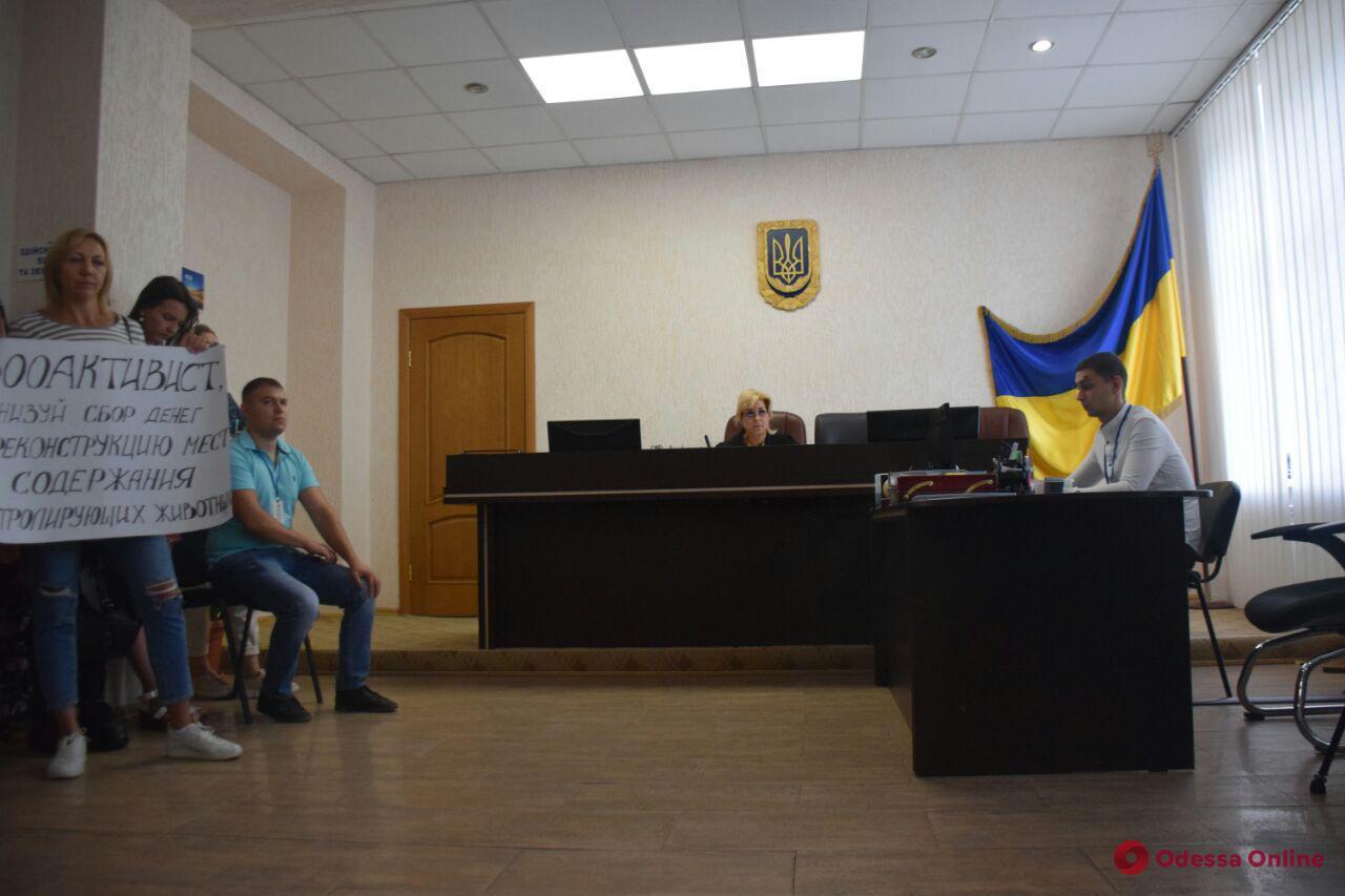 Суд запретил Одесскому цирку эксплуатировать диких животных