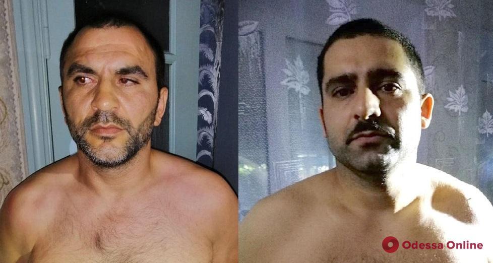 Одесская полиция ищет жертв двух азербайджанцев