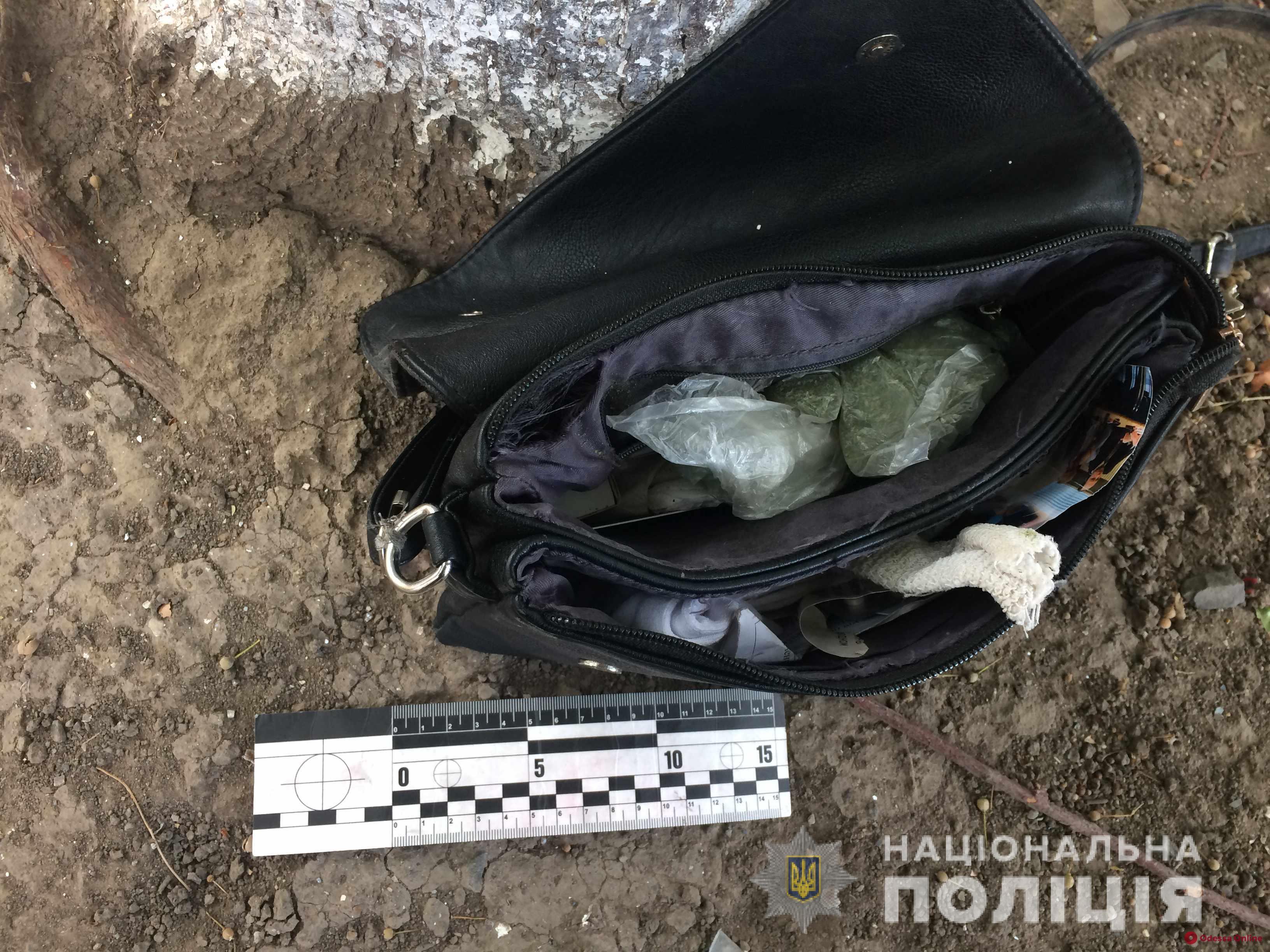 Три года тюрьмы грозит жительнице Черноморска за марихуану в сумочке