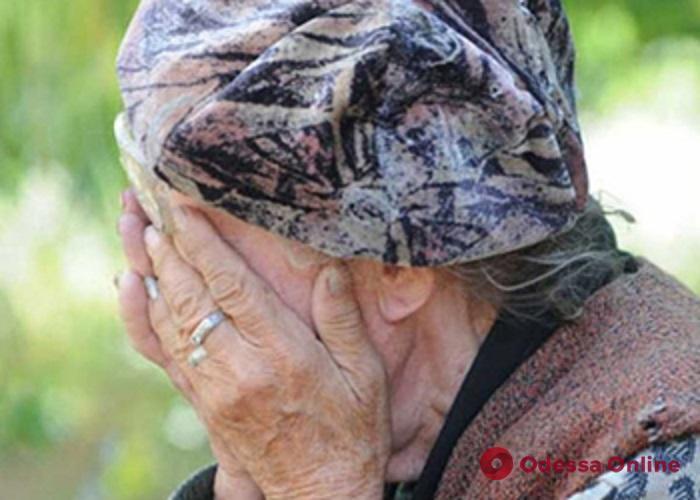 Пришла навестить: жительница Одесской области ограбила пенсионерку