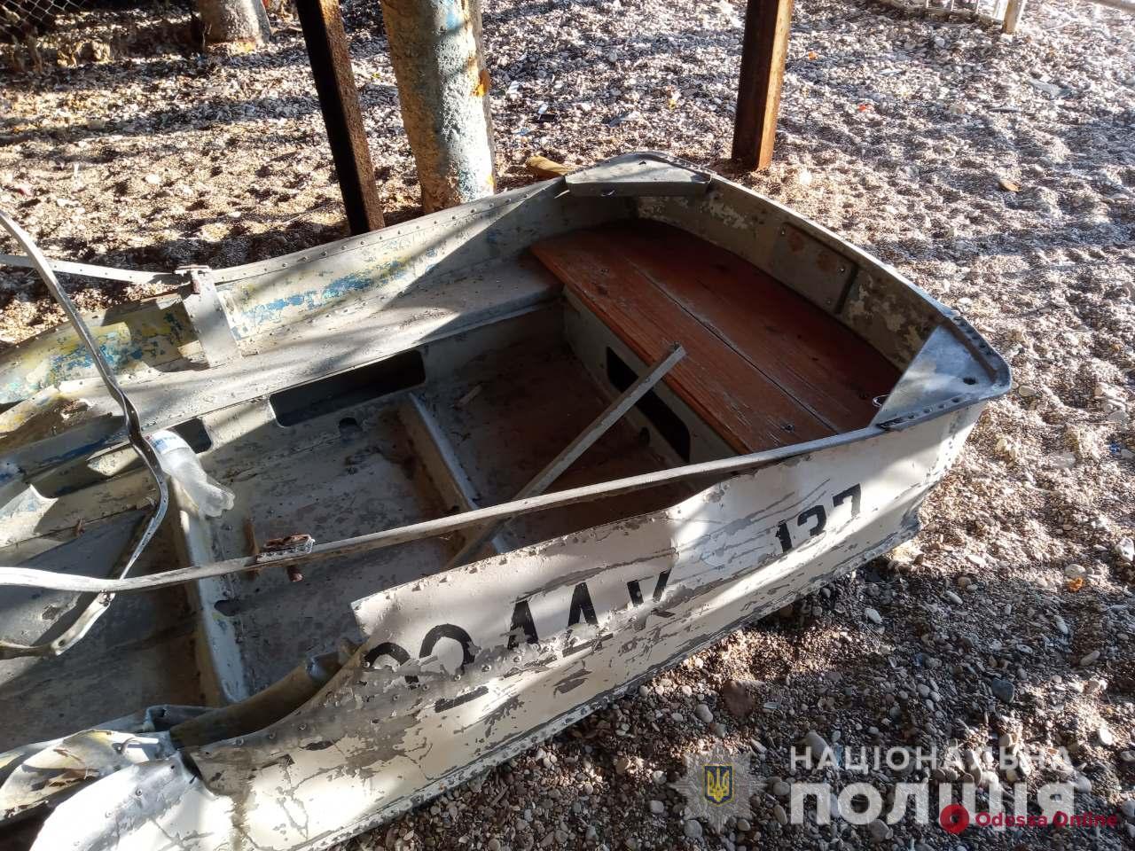 В Одесской области яхта на скорости врезалась в лодку с рыбаками