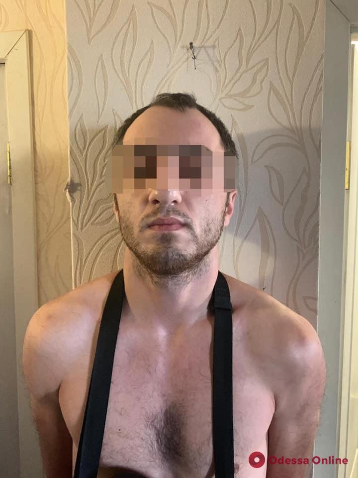 В Одессе поймали банду «элитных» воров-гастролеров