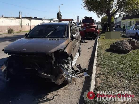 Смертельное ДТП под Черноморском: за рулем внедорожника был 16-летний парень