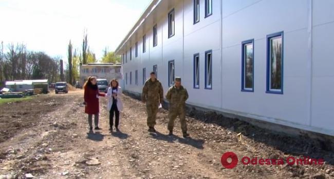 Строительство военного городка под Одессой: в «квартирном» управлении нашли нарушений на 50 миллионов