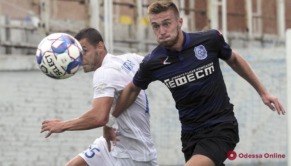 Завтра состоится долгожданное футбольное дерби «Балканы» – «Черноморец»
