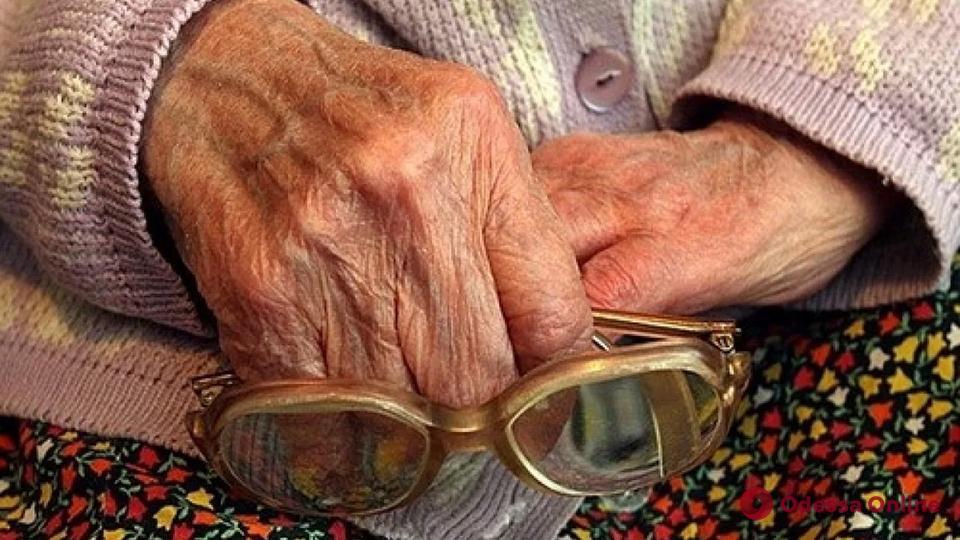 Житель Одесской области украл у пенсионерки 80 тысяч