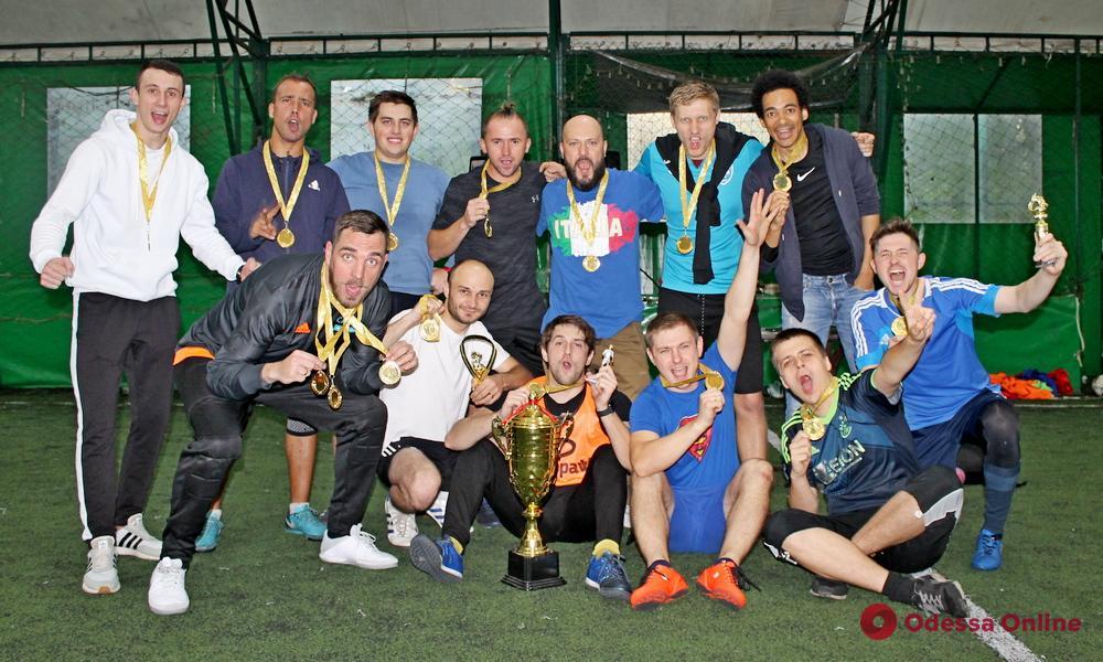 В Одессе прошел Кубок Открытия сезона по «свадьболу»