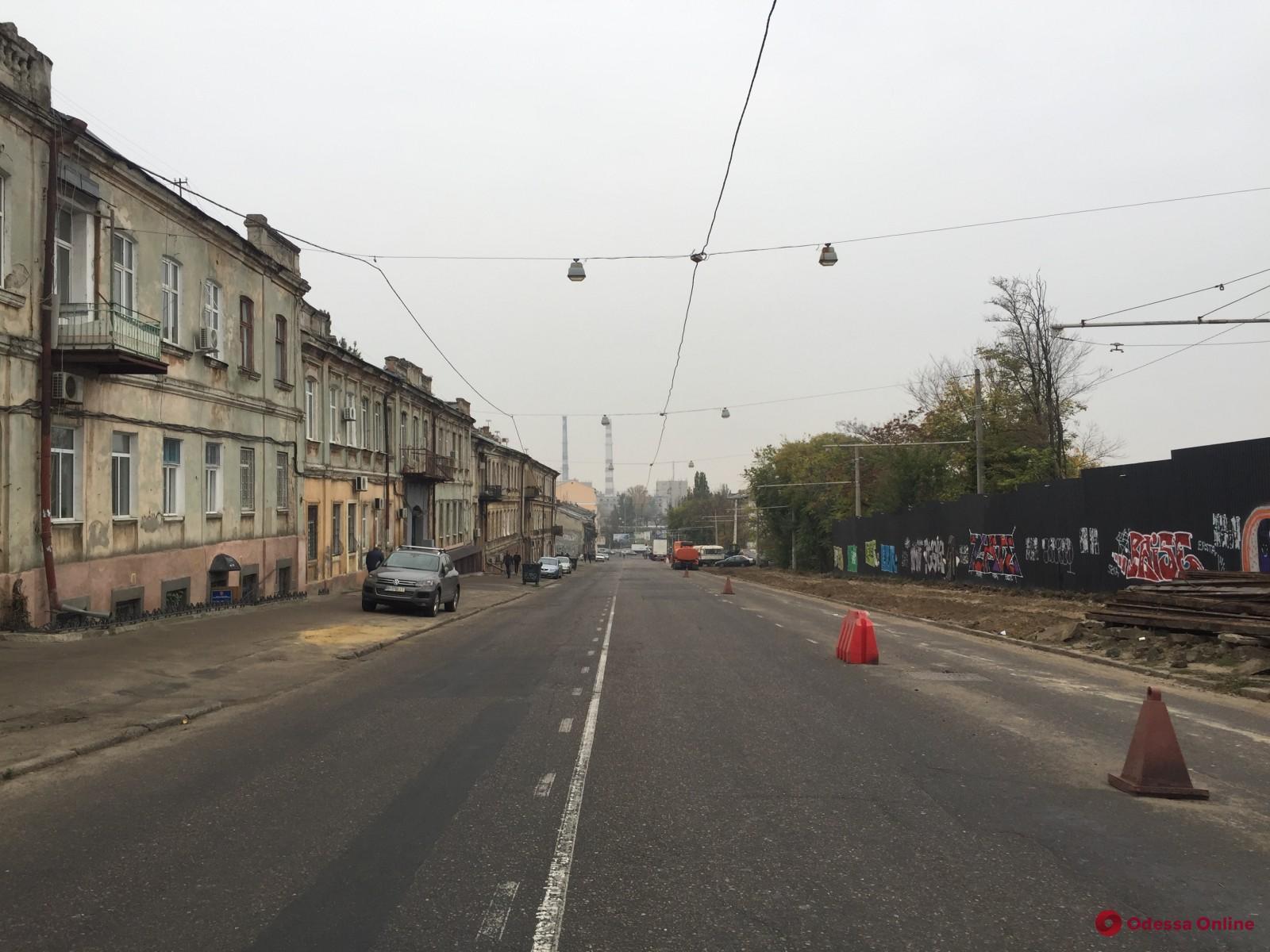 В Одессе стартовал капремонт спуска Маринеско