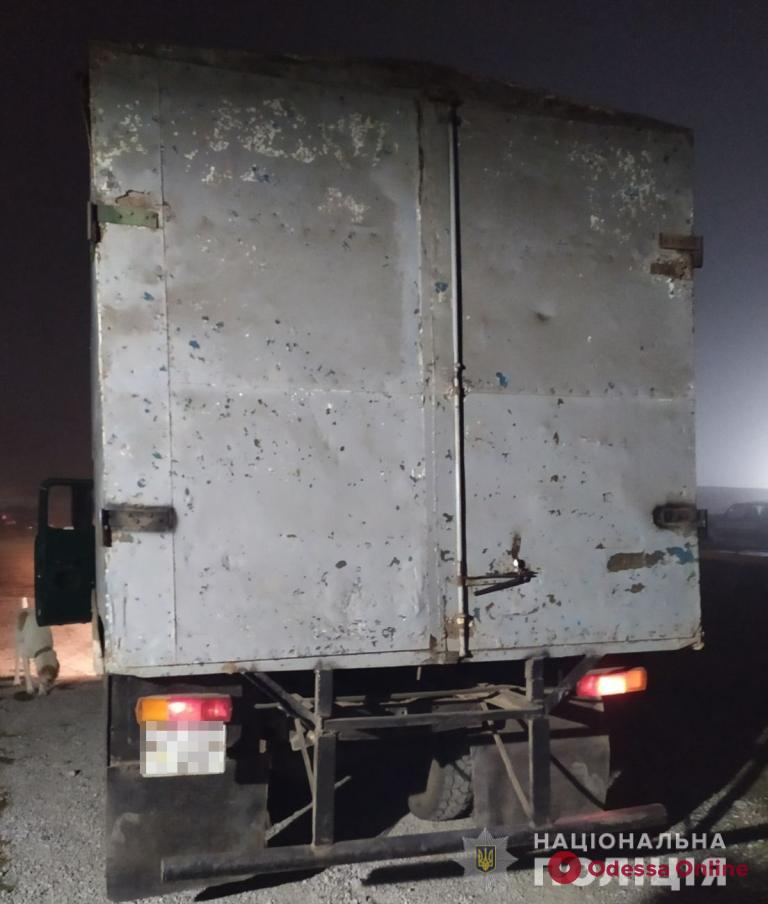 В Одесской области пьяный водитель и его работодатель бросались на полицейских