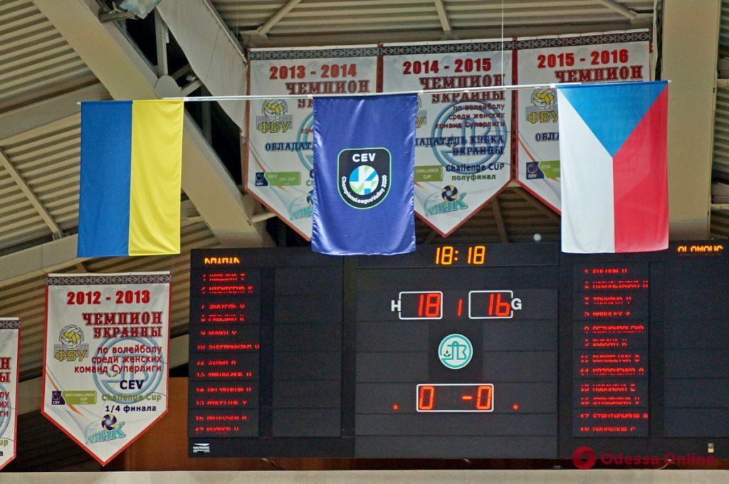 Волейбол: южненский «Химик» в 2,5-часовом «триллере» завоевал путевку в групповой этап Лиги чемпионов