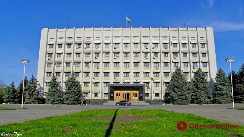 Кабмин поддержал кандидатуру нового губернатора Одесской области