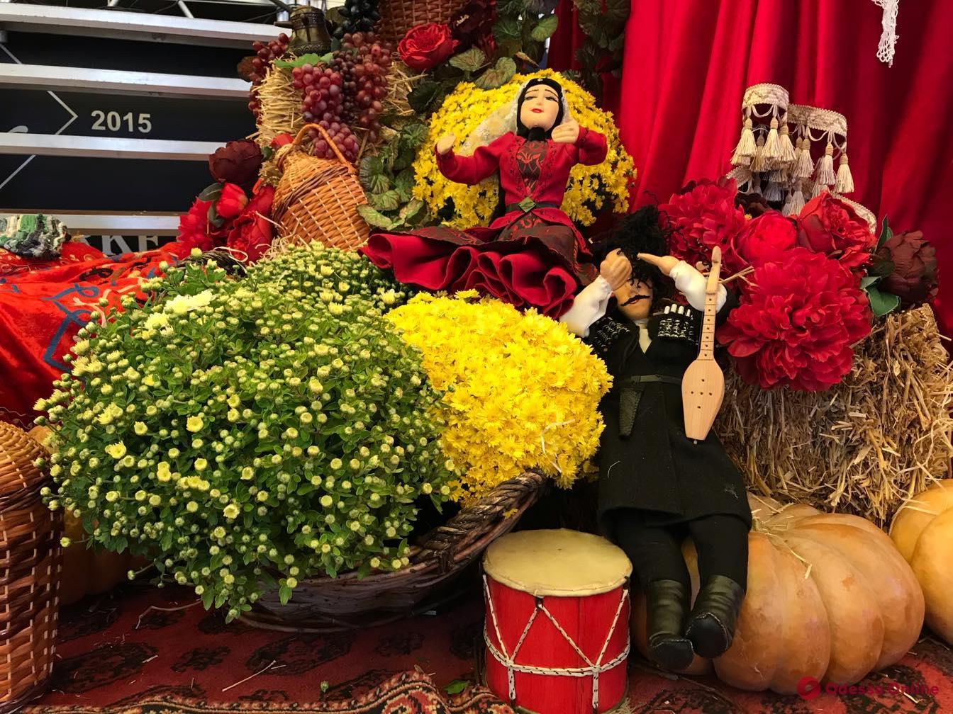 В Одессе проходит фестиваль грузинской культуры «Тбилисоба» (фото)