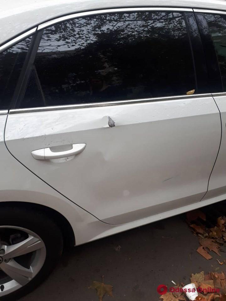 На Таирова Volkswagen сбил 12-летнего мальчика