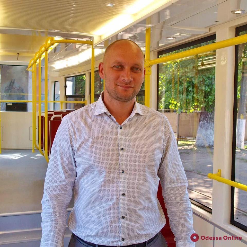 Мэр Одессы представил нового директора департамента городского хозяйства